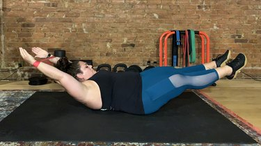 Move 5: Hollow Body Hold