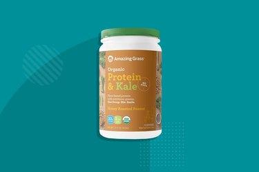 Amazing Grass Organic Vegan Protein Powder With Kale
