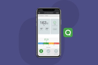 Qardio Heart Health blood pressure app
