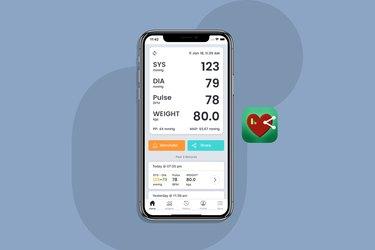 Smart BP Smart Blood Pressure app