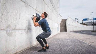Move 4: Wall Ball