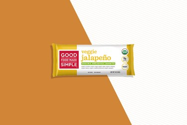 Good Food Made Simple Veggie Jalapeno Breakfast Burrito