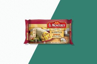 El Monterey Meat Lover's Burrito