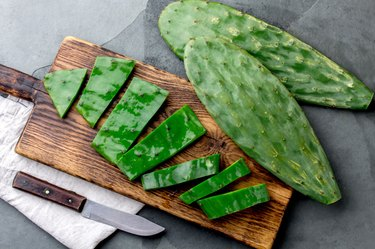 prickly pear nopales cactus health benefits