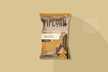 Pipcorn Heirloom Snacks truffle