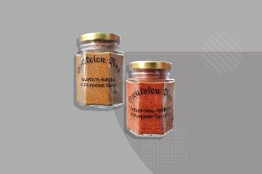 Breukelen Rub Spice Co. spices