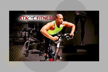 KTX Fitness Spin Class