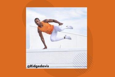 Ridge Davis App