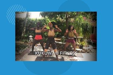 KUKUWA Fitness Steam Workout