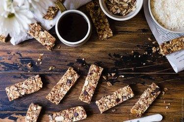 keto snacks keto diet low carb granola bar