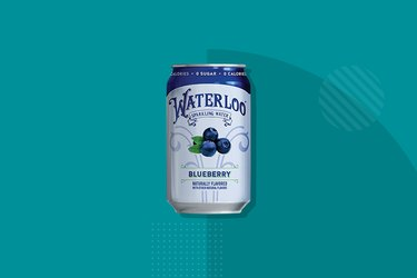 Waterloo Sparkling Water Blueberry