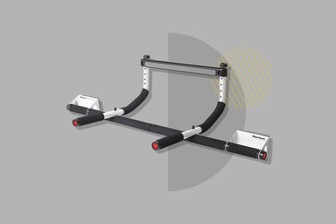 Perfect Fitness Multi-Gym Door-Mounted Pull-Up Bar