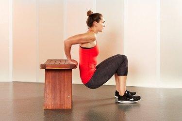 Move 5: Triceps Dip