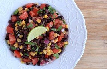 Cowgirl Black Bean Salad