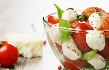 Caprese Cocktail Salad recipe