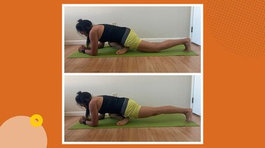 Move 3: Pigeon Glute Activation