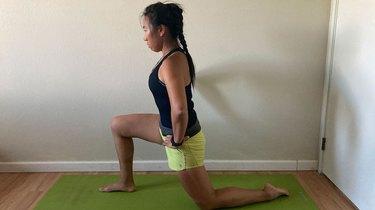 Stretch 3: Hip Flexor Stretch