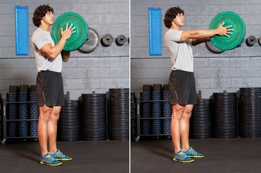 22. Plate Squeeze Press