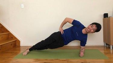 3. Side Plank
