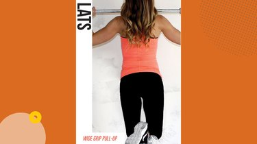 Move 1: Wide-Grip Pull-Up