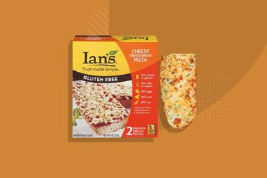 Ian's Gluten Free Cheesy French Bread Gluten-Free Pizza