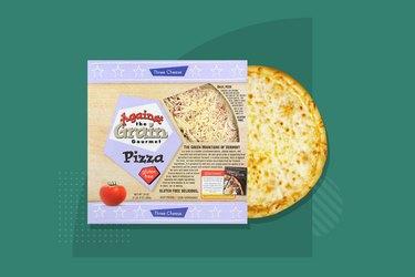 Against the Grain Gluten Free Cheese Pizza