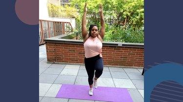 Move 2: Standing Single-Leg Balance