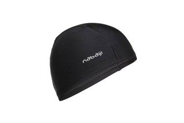 Mesh swimming cap by Nabaiji