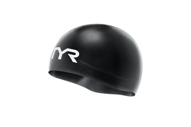 Competitor racing silicone cap by TYR