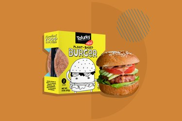 Tofurky Plant-Based Burger