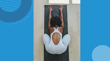 Move 1: Child's Pose (Balasana)