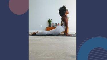 Move 6: Upward Facing Dog (Urdhva Mukha Svanasana)
