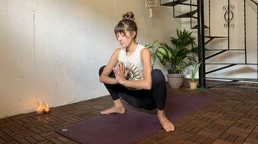 Move 11: Yogi Squat (Malasana)