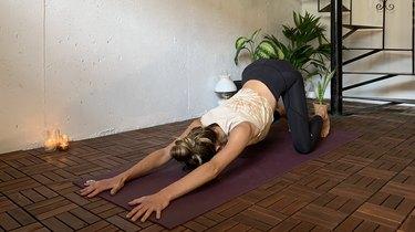 Move 4: Melted Heart (Anahatasana)