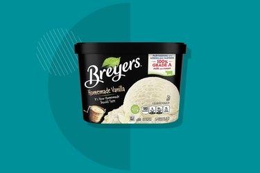 Breyers gluten-free ice cream.