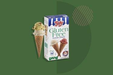 Joy Gluten-Free Sugar Ice Cream Cones