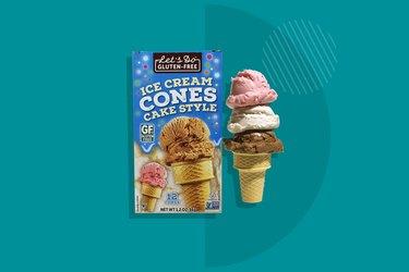 Let's Do Gluten-Free Ice Cream Cones