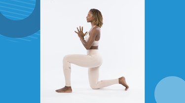 Move 4: Low Lunge