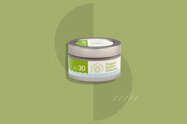 Butterbean Organics Original Healthy Sunscreen Lotion SPF 30