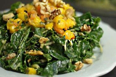 Veggie Grill All Hail Kale Salad recipe