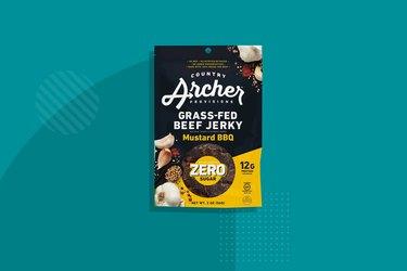 Country Archer Zero Sugar Mustard BBQ Beef Jerky