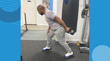 Move 5: Triceps Kickback