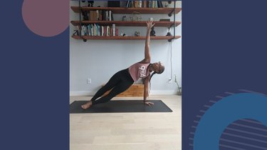 Move 5: Side Plank (Vasisthasana)