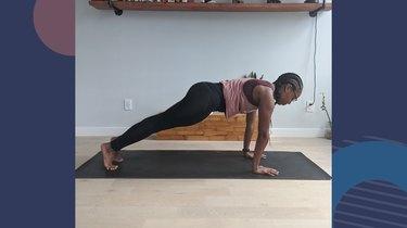 Move 2: High Plank