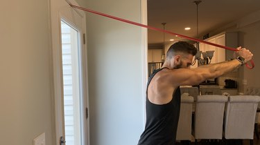2. Overhead Triceps Extension