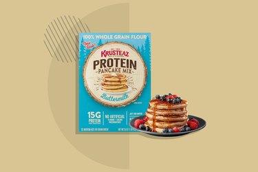 Krusteaz Protein Buttermilk Pancake Mix
