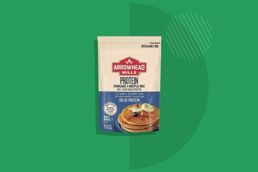 Arrowhead Mills Protein Pancake & Waffle Mix