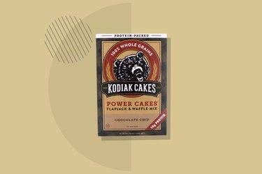 Kodiak Cakes Chocolate Chip Power Cakes Flapjack and Waffle Mix