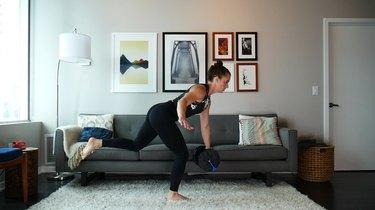 Move 1: Single-Leg Deadlift
