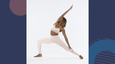 Move 7: Reverse Warrior (Viparita Virabhadrasana)